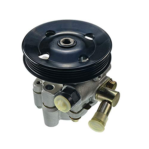A-Premium Power Steering Pump with Pulley for Toyota Camry Lexus ES330 2002-2006