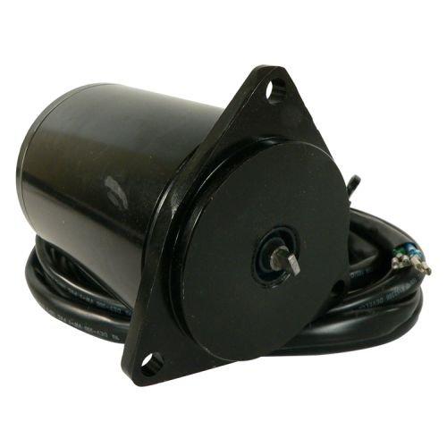 - DB Electrical TRM0091 New Power Tilt Trim Motor for Omc Johnson Evinrude 435548, 983446, 985237, 6244 4-6277 10810AN PT309NM-3