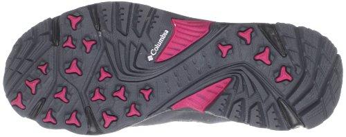 Tech outdoor Nero Scarpe Wallawalla Columbia Black donna 2 sportive Omni Low Schwarz Ix7pwq