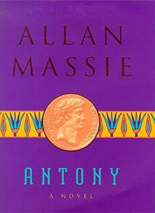 book cover of Antony