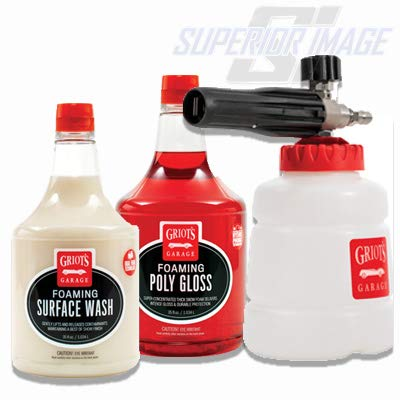 Superior Image Griot's Garage The BOSS Foam Cannon Wash System by Superior Image (Image #4)