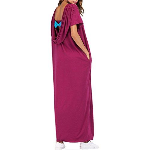 Zhuhaitf Été Dames Robes Caftans Vêtements Abaya Occasionnels Caftan Vêtements De Robe Pour Les Femmes Designers De Styles Différents Rouges 2