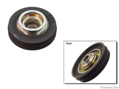 Oes Genuine Crankshaft - OES Genuine Crankshaft Pulley for select Honda CR-V models