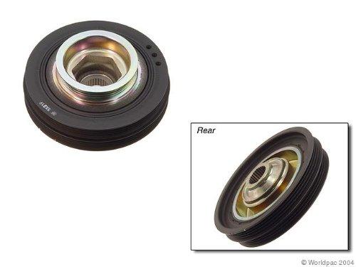 OES Genuine Crankshaft Pulley for select Honda CR-V models (Crankshaft Genuine Oes Engine)