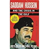Front cover for the book Saddam Hussein and the Crisis by Judith Miller