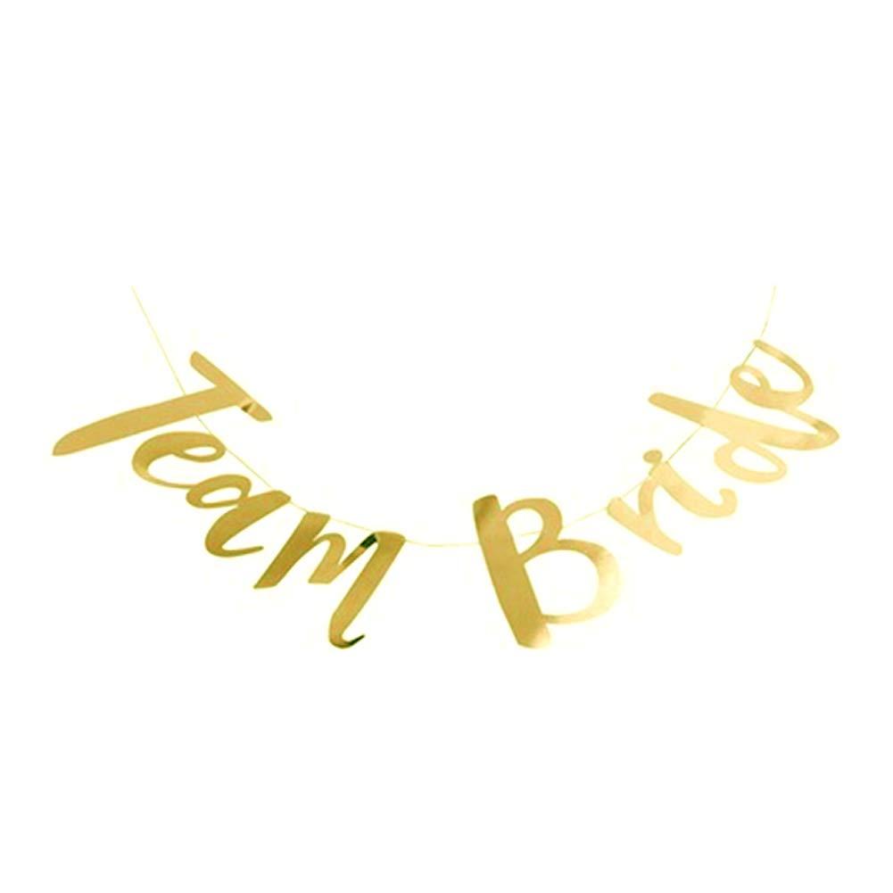 h/ängende Flagge happy birthday Glitzer Papier Hochzeit Happy Birthday Heimdekoration Wimpelkette gold DIY Buchstaben LNIMIKIY Banner Team Braut Supplies Hintergrundgeschenke