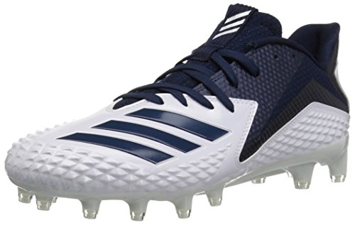 adidas Men's Freak X Carbon Mid Football Shoe White/Collegiate Navy/Collegiate Navy clearance recommend 6MBqcZa4N