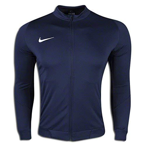 Nike Men's US Squad 16 Knit Track Jacket, Navy, Large ()
