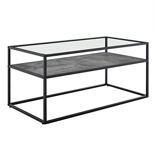 WE Furniture AZ40SWICTWMDC Coffee Table, 40