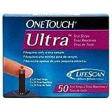 One Touch Ultra Tiras De Prueba (GB) 50