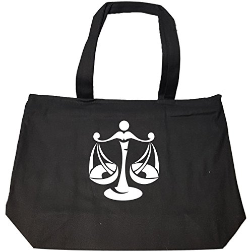 Libra Star Signs Astrology Gifts For Woman Men Kids - Tote Bag With Zip
