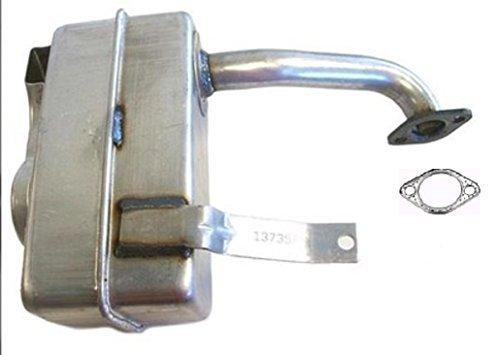 Craftsman 532137352 Muffler Kit, (532137352 Muffler & 532272293 - Muffler Lawn Mower