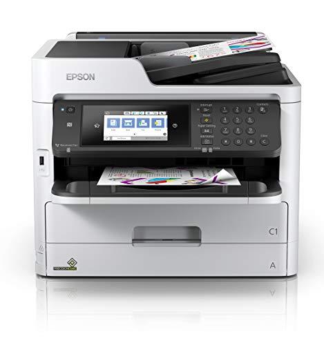 Workforce Pro WF-C5790 Network Multifunction Color Printer