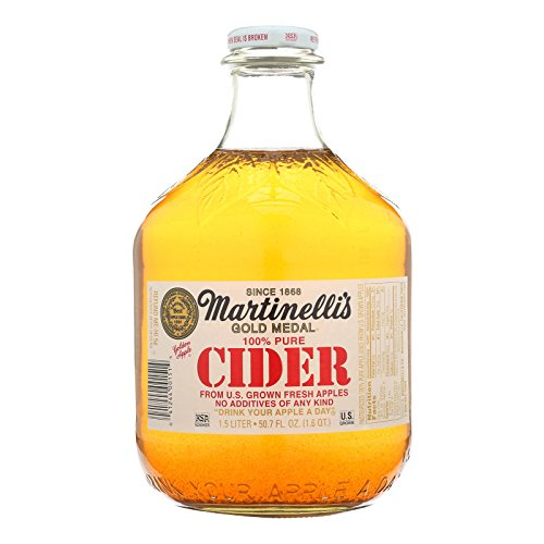 Martinelli's Apple Cider - Case of 6 - 50.7 Fl oz. by Martinelli's