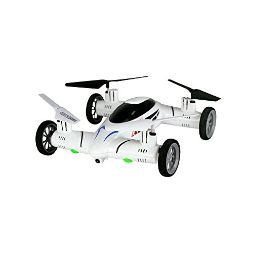 - Taotuo Flying Quadcopter Car Remote Control Car and Quadcopter Drone
