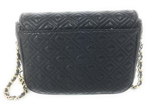 Tory Burch Marion Quilted Mini Crossbody Bag Black Buy