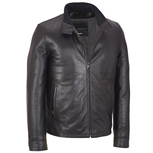 Wilsons-Leather-Mens-Big-Tall-Leather-Jacket-W-Tab-Collar-Thinsulate-Lining