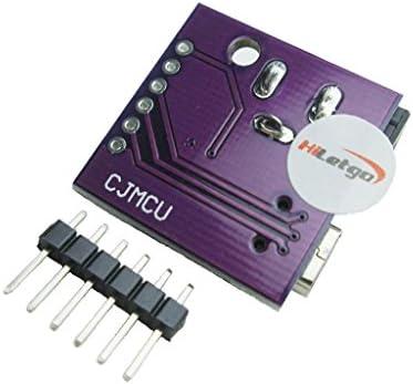 KOOBOOK 5Pcs AMS1117-3.3V Mini USB 5V//3.3V DC Perfect Power Supply Module