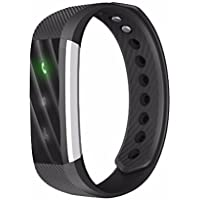 OPTA SB-013 Discreet Bluetooth Fitnessband + All-in-One Activity Tracker| Multi-Sport Mode | Sleep Monitor Smartband Compatible with Android/iOS Smart Phones for Men Women Teens
