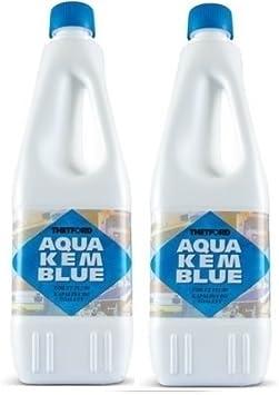 ALTIGASI 2L Aqua KEM Blue Pack 2 Botellas