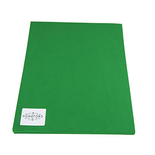 Homeford FNS000007390EMER Foam Sheet, 9-1/2