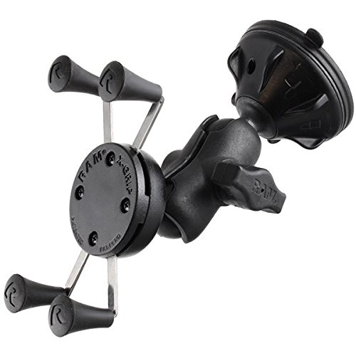 RAP-B-166-2-UN7U RAM Composite Twist-Lock Suction Cup Mount