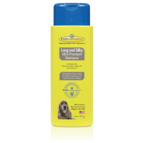 FURminator Long and Silky Ultra Premium Shampoo, My Pet Supplies