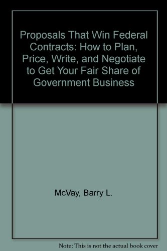What is a Business Plan for the Federal Government?