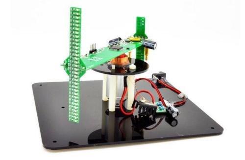 FidgetFidget Rotating LED Kit POV Creative Soldering Training Kit by FidgetFidget