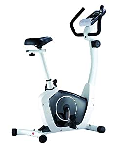 Upright Exercise Bike by Endurance - Magnetic Technology + 16 Resistance Levels + Ipad Holder. Free Shipping to Most Areas