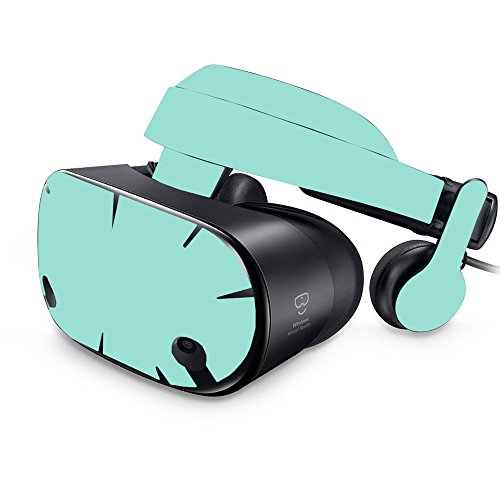 MightySkins Skin For Samsung Odyssey VR - Solid Seafoam | Protective, Durable, and Unique Vinyl Decal wrap cover | Easy To Apply, Remove, and Change Styles | Made in the USA by MightySkins