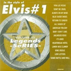 (Legends Karaoke Elvis Presley)