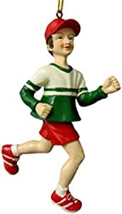 Male Jogging Ornament [W6569A] by CD&G