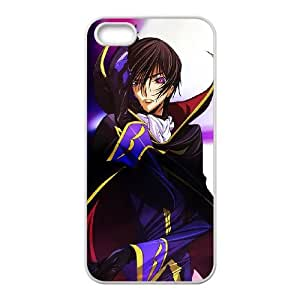 Code Geass iPhone 4 4s Cell Phone Case White Decoration pjz003-3742464