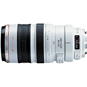 Canon EF 100-400mm f/4.5-5.6L IS USM Telephoto Zoom Lens for Canon SLR Cameras
