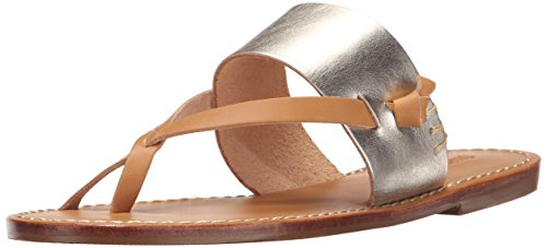 12a08bbf6ccc Soludos Women s Slotted Thong Sandal Flat