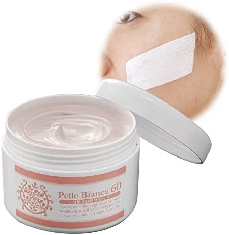 Whitening Face Pack White Skin 60 Seconds Magic Made in Japan