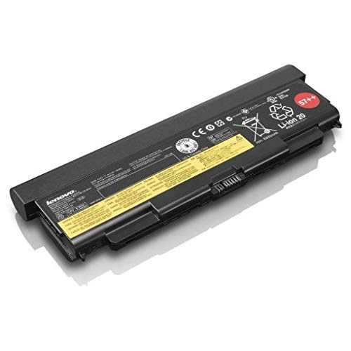 - Lenovo ThinkPad 57++,P/N: 0C52864 9 Cell Extended Life Lithium Ion Laptop Battery, 100 Wh, 10.8v, 1.07 lbs, Retail Packaged