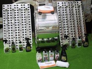 Producto de acabado de alto brillo para metales, con un gorro, de White Diamond: Amazon.es: Coche y moto