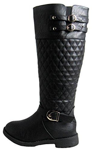 5 Ada Top D 5 boots 12 US Black Womens M Moda EYwqUR