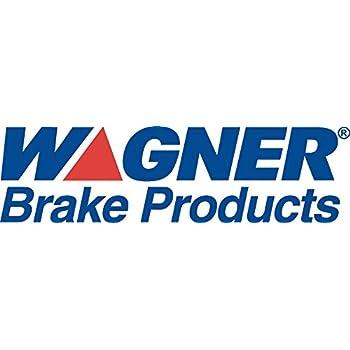 Amazon com: Wagner Brakes QC1826 Brake Pads: Automotive