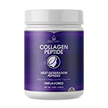 Collagen Powder Premium Hydrolyzed Peptides Protein for Women and Men | Designed for Healthier Hair, Skin and Nail, Anti-Aging, Joint Support, Digestive System. 100% Pure Unflavored