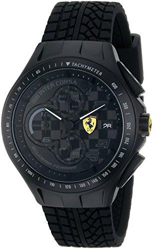 ferrari-mens-0830105-race-day-analog-display-quartz-black-watch