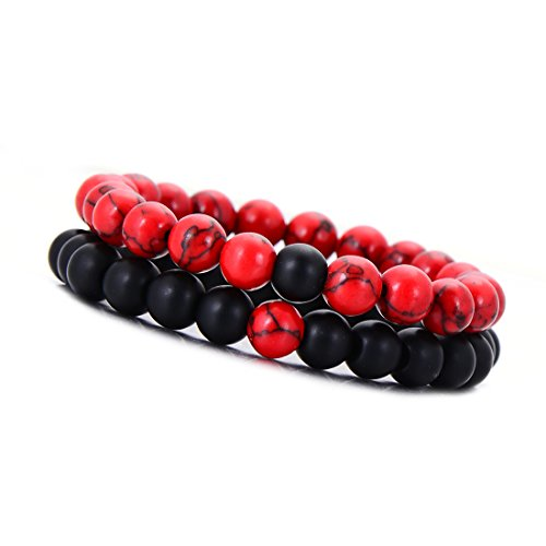 The 10 best friendship bracelets red black