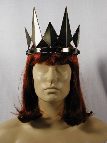 Evil Queen Replica Costume Crown One Size (Wicked Queen Costumes)