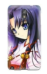 Hot Air Animal Bird Japanese Kanna Kannabi No Mikoto Miko First Grade Tpu Phone Case For Galaxy S3 Case Cover