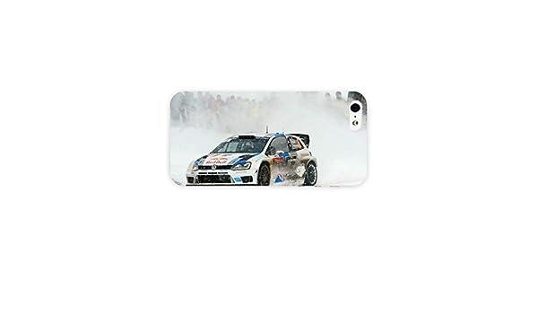 pookeds Carcasa 3D para iPhone 5/5S, diseño de Sebastien Ogier con ...