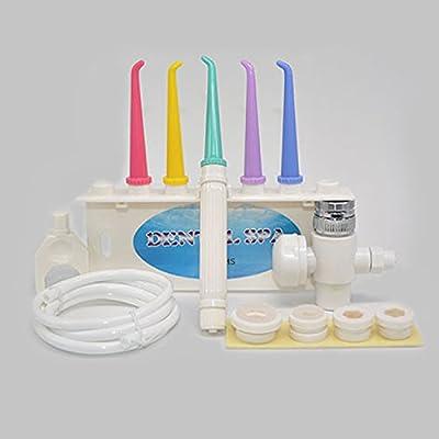 Oral Irrigator-Luismia Dental Care Water Jet tooth Flosser Accessories- Tooth SPA-Teeth Pick Cleaner Shower-Teeth Flush Waterjet syringe