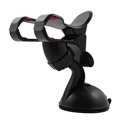 DealMux 360 Degree Rotating Car Windshield Mount GPS Cell Phone Suction Cup Holder Bracket Stand