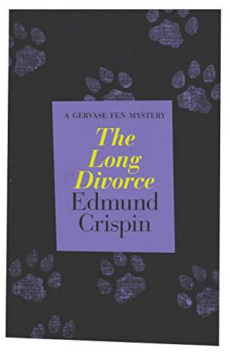 The Long Divorce (A Gervase Fen Mystery) cover